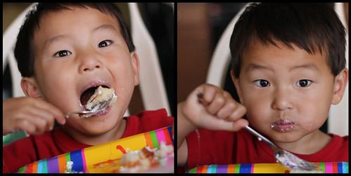 Caleb + Cake