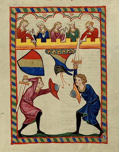 012- Sharpfenberg de Ratschach-Codex Manesse