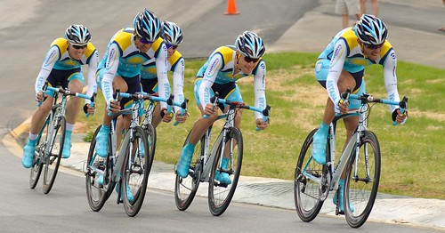 Astana - Tour de Georgia 2008