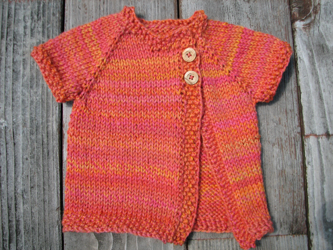 Jill's little one's sweater
