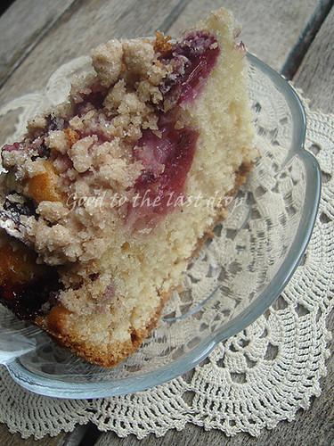 Рецепта за Плодов кейк с череши