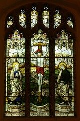 Memorial window - St. Nicholas. Willoughby