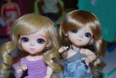 Trixie: How can you be in a doll rut when Poppy is here? (JennyCouture) Tags: momo poppy knox miel trixie lami aswell lati