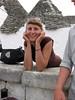 Stev smilin in Alberobello!
