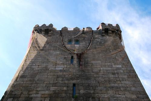 Instalação Torre de Menagem - Braga