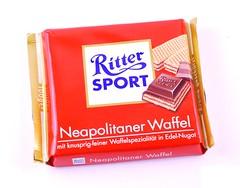 Ritter Sport Waffle