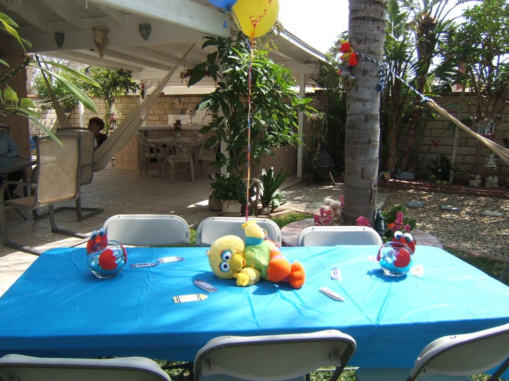 Dyanara's 1st birthday
