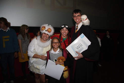 Some of our Hairless Potter costume contestants