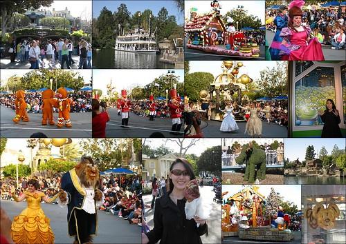 7 Jan 07 Disneyland Parade