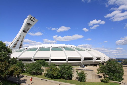 Olympic Park in Montreal.