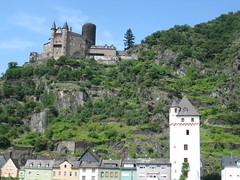 Castell de Loreley 2 (Encarna Minet) Tags: paisajes castle germany alemania chateau castillos rhin