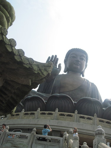 Tian Tan Buddha Statue at Ngong Ping Village