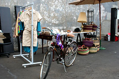 Vintage Wears, Bike and Flea Items
