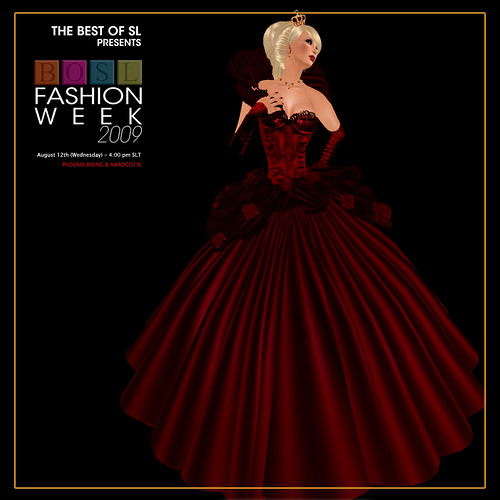 BOSL Fashion Week teasers - Phoenix Rising & Nardcotix