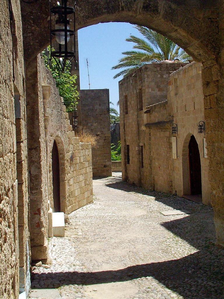Orasul medieval Rodos 2