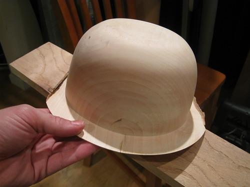 Jacaranda hat