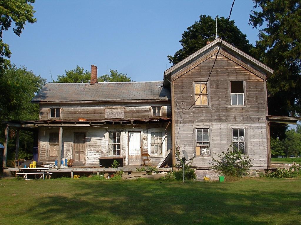 Restoration project, Constantine, MI