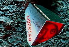 Libertad/Freedom (pedrosimoes7) Tags: life sculpture portugal libertad freedom friendship liberdade vida amizade cascais thecontinuum 1on1objects liberte
