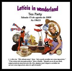 Invitation (Pink box) Tags: alice teaparty