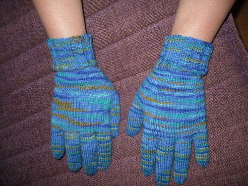 Stitch Bliss Jennies Gloves