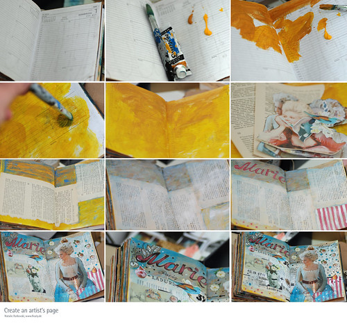 Art book, tutorial