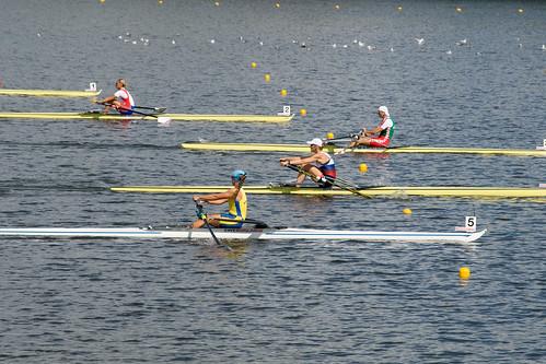 people sport malta rowing poznań poznan e410