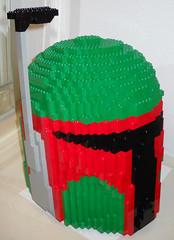 Boba Fett Helmet I