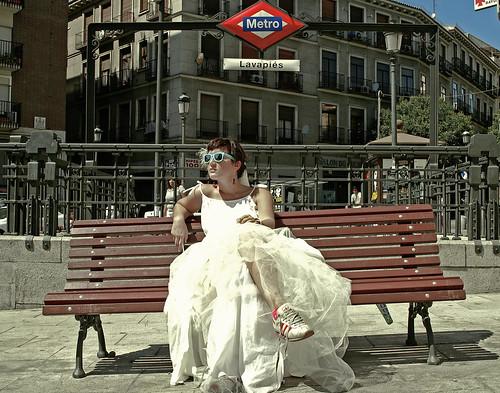 lavapiés' bride
