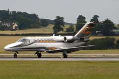 G-OODM - Private - Cessna 525A Citation CJ2 - Luton - 090708 - Steven Gray - IMG_0357