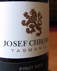 Josef Chromy 2007 Pinot Noir