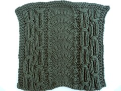 Art Deco Sampler Afghan Square