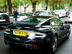 Aston Martin DBS (Philipp Lcke) Tags: germany mercedes lotus rollsroyce olympus ferrari e3 phantom audi dsseldorf lamborghini bentley spotting astonmartin amg tvr exotics f430 r8 k exige wiesmann cerbera amv8 cl65 knigsalle mf3 c63 n400 1260mm exoticspotting
