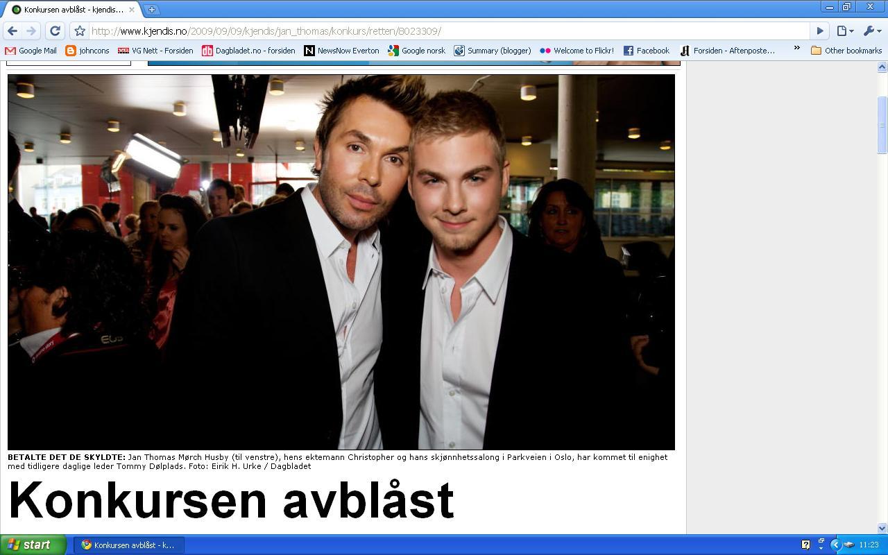 Axel og peter