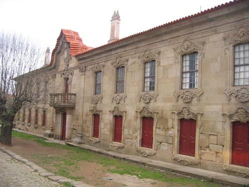 Solar barroco de Almendra