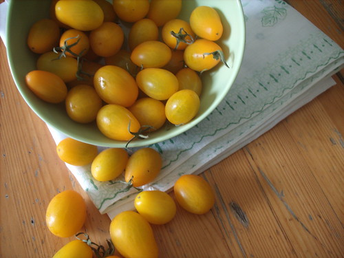 Beautiful Cherry Tomatoes