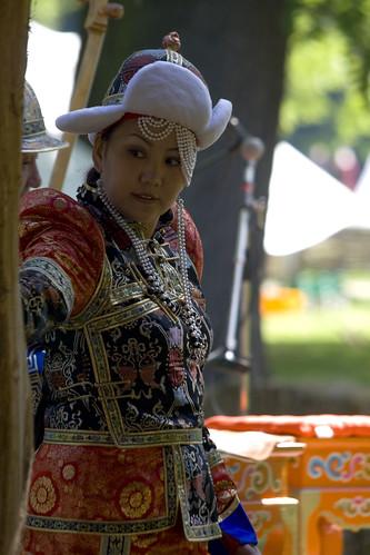 mongolische sängerin