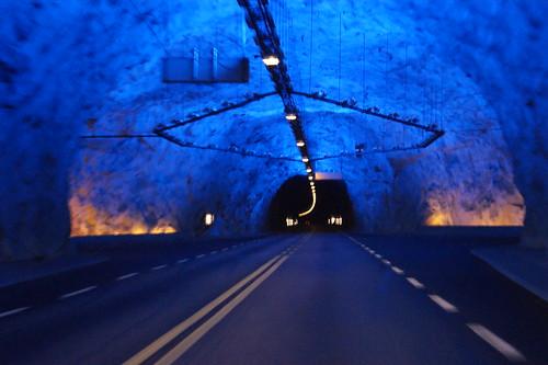 Now In Iceland Der Längste Tunnel Der Erde Laerdalstunnel In Norwegen