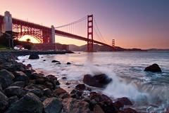 Golden Gate Bridge (Deej6) Tags: california bridge point golden gate san francisco fort d80 theunforgettablepictures platinumheartaward tokina1116 goldendiamondblog platinumpeaceaward sailsevenseas