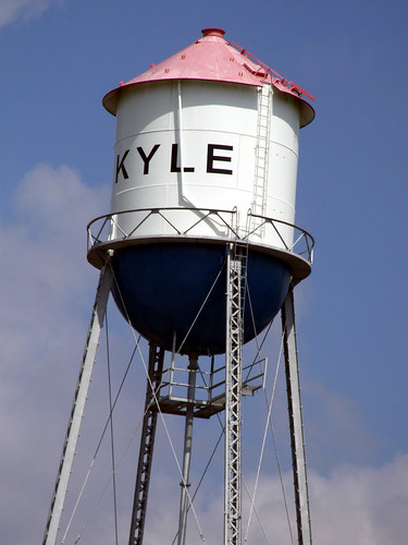 Water Tower of Kyle