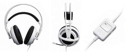SteelSeries Siberia v2 Headsetas