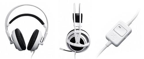 SteelSeries Siberia v2 Headsetas