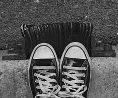chucks (z_elena) Tags: dallas shoes downtown deep converse chucks ellum