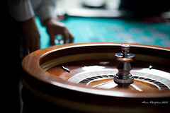 BETTING YOUR WHOLE LIFE ON ONE ROULETTE SPIN (ANVAR - RUSSIANTEXAN ) Tags: game green beautiful texas bokeh houston casino fortune roulette ballad russiantexan d700 goldstaraward 100commentgroup gumbling anvarkhodzhaev solidaritywithcancersolidaridadconelcncer russiantexas svetan svetanphotography