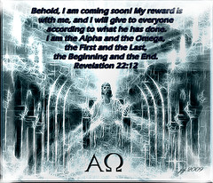 ALPHA AND OMEGA THE REVELATIONS (fantartsy JJ *2013 year of LOVE!*) Tags: flowers trees love nature beauty heaven god prayer lord christian gift offering bouquet motherteresa bibleverse christianart bej godswill iniciatic thesuperbmasterpiece