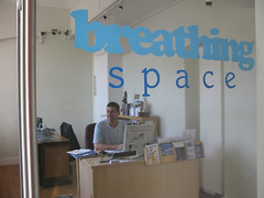 Breathing Space reception