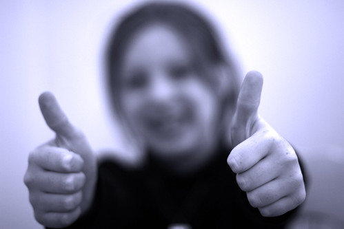 thumbs up by apdk, on Flickr