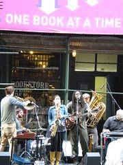 brass and other instruments (christine...elizabeth...) Tags: tim actionshot cityliving rocknrollmusic