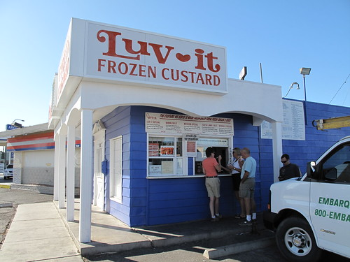 Luv It Frozen Custard in Las Vegas