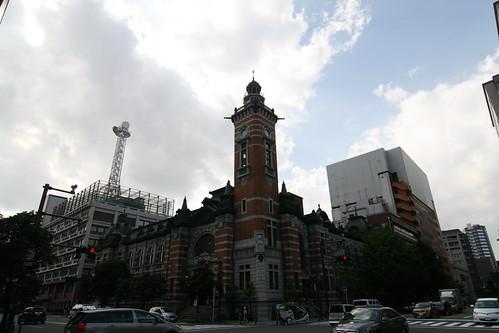 横浜市開港記念会館 by RafaleM