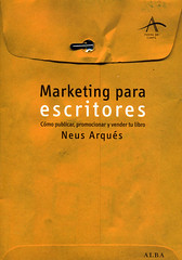 Neus Arqués, Marketing para escritores